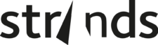 Strands logo från ai